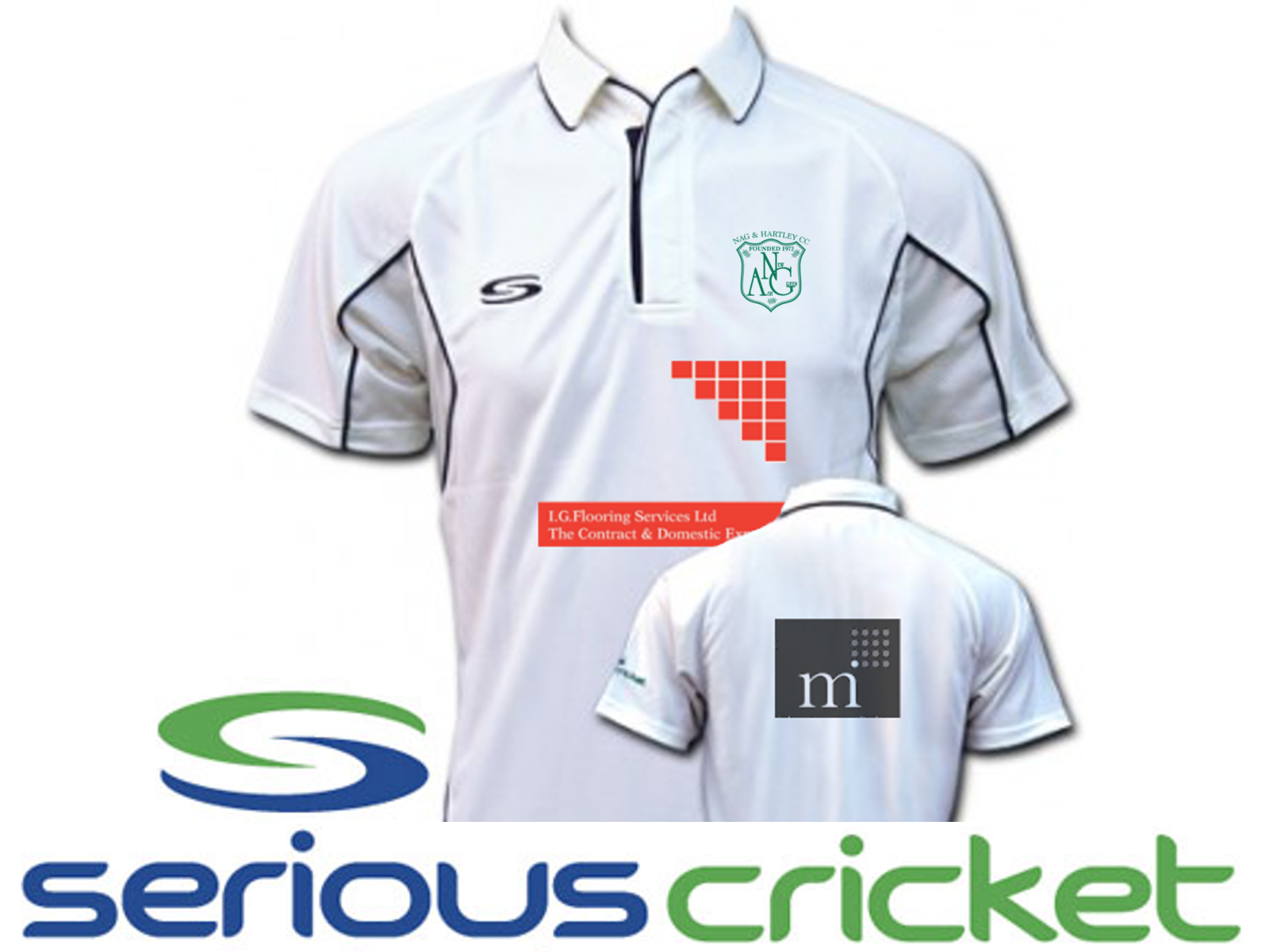 Club Kit from Serious Cricket
